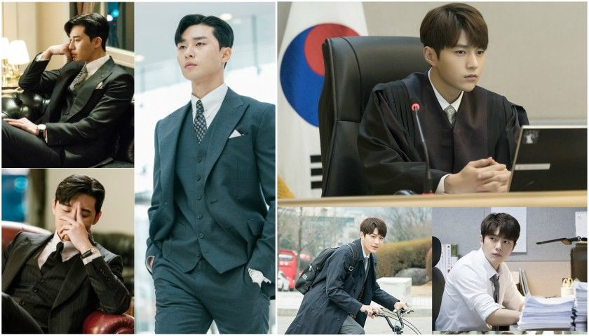 """Primer trailer for JTBC drama series """"Ms. Hammurabi"""" y """"What's Wrong With Secret ary Kim"""" Lectura del Guión"""